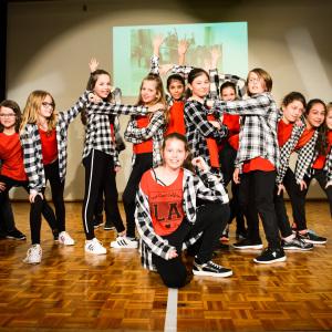 1-jähriges Jubiläum Mova Dance März 2017