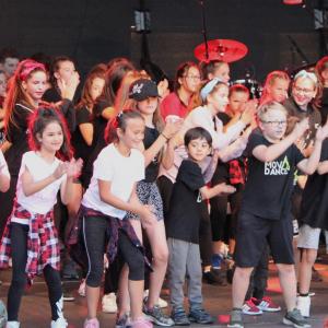 """Auftritt am Jugendfest Windisch """"elementastisch"""" 29.Juni 2018"""