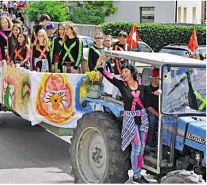 Projektwoche Jugendfest Schinznach-Dorf