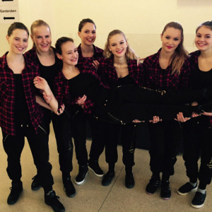School Dance Award One2Step Januar 2015 Aarau