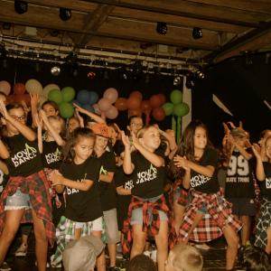 Tanzauftritt 20-jähriges Jubiläum Familienzentrum Brugg