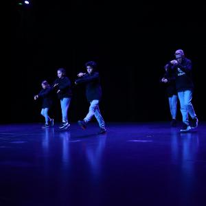 TANZSHOW MOVA DANCE 2021 - BLOCK 2