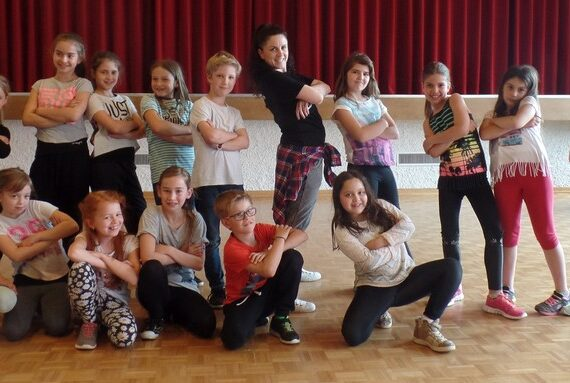 Hip-Hop für Kinder «Move – Flow and Groove»