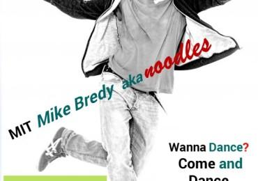 GRATIS Probelektion House Dance Kurs mit Mike Bredy!