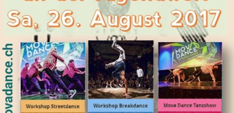 Badenfahrt 2017 mit Mova Dance!!