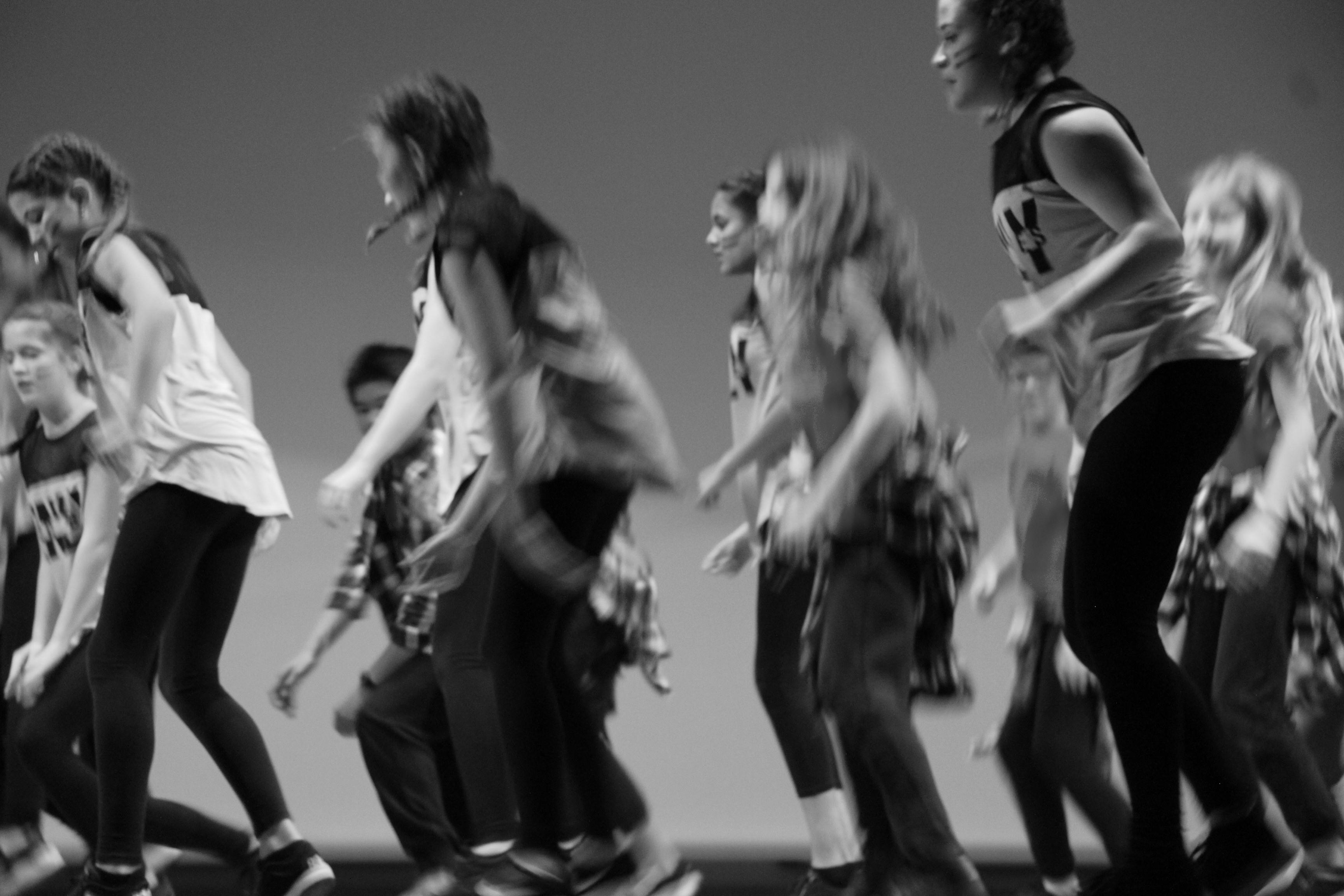 Bombastische Tanzshow an der DV Kreisturnverband Brugg