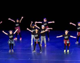 Hip Hop Kids ab 6/7 Jahren